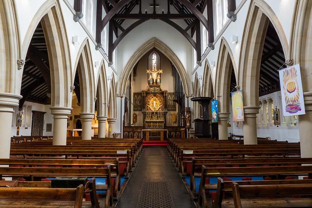 St Stephen and St Agnes, Windsor