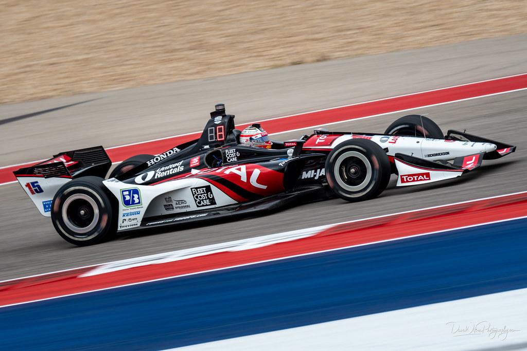 Graham Rahal, IndyCar 2019