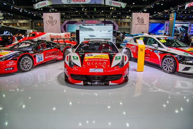 Singha racing cars