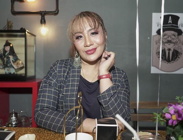 Amelina Akui Sedang Bercinta dengan Seorang Ahli Perniagaan