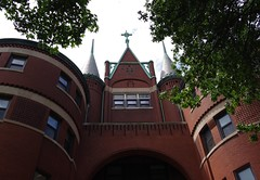 St. Vincent's Hospital entrance