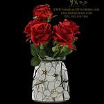 Reusable vase