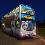 Glasgow First Bus SF07 FDZ 38187
