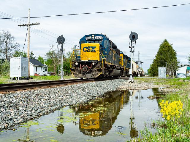 D708 west // Meridian, Michigan