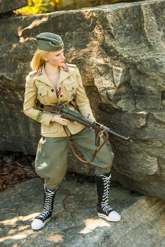 Erika von Stroheim back on her meds...sort of.  50204013212_5f677890b3_c