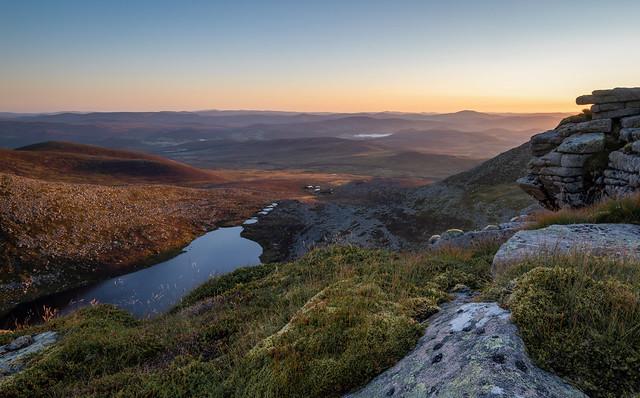 Lochnagar Sunrise