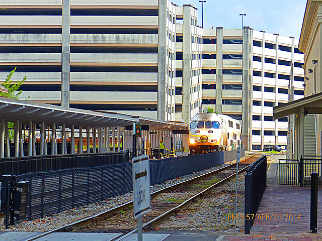 SUNRAIL, Church Street Station, Downtown Orlando (8 of 8)