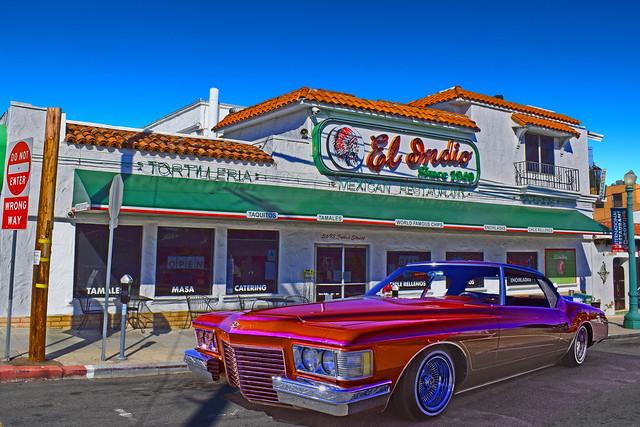 El Indio Mexican Food, San Diego