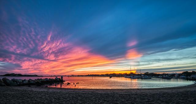 An Evening at Clinton Town Beach (16)