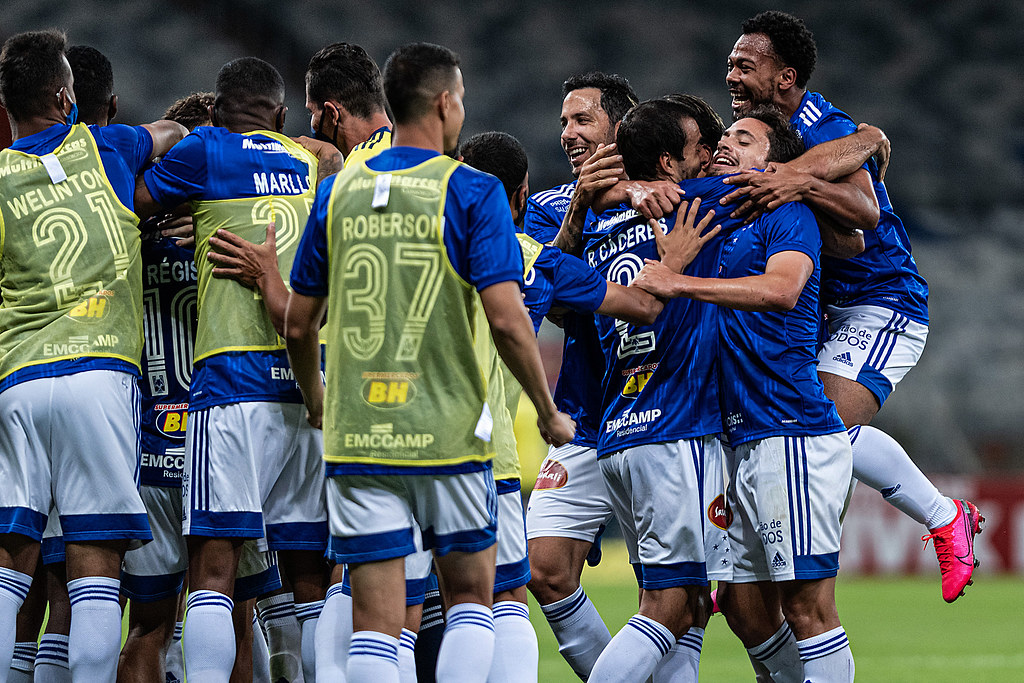 Cruzeiro x Botafogo-SP - 08/08/2020 | Cruzeiro x Botafogo ...