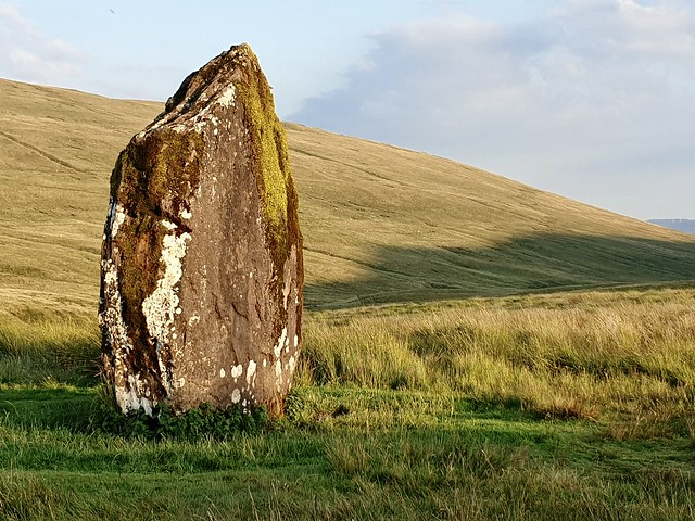 Maen Llia Standing Stone