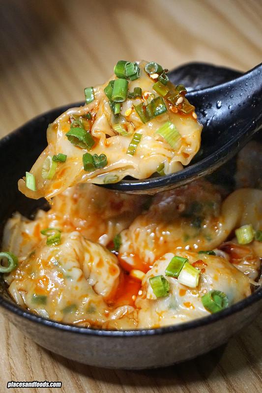 yi pin meat dumpling