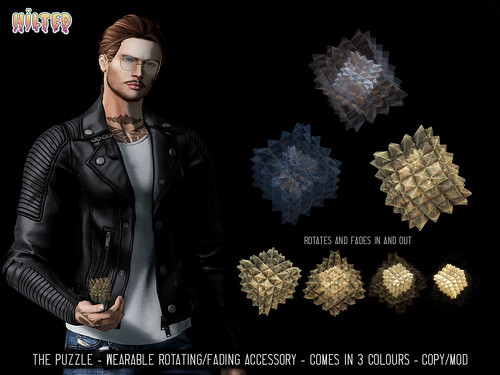 HILTED - The Puzzle - L'Homme Gift