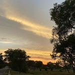 SLP sunset
