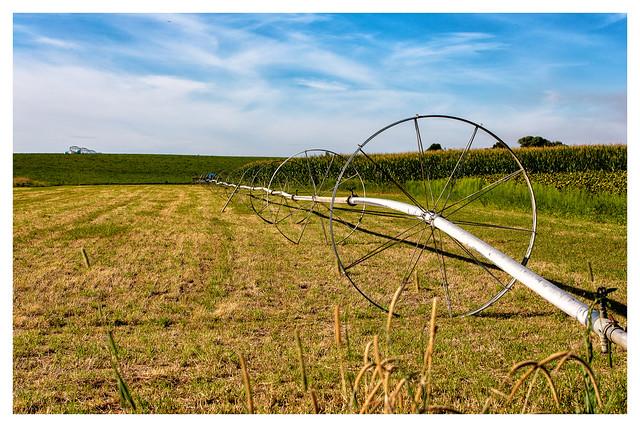 Wheel Line Irrigation