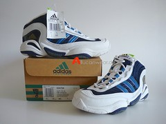 UNWORN 1998 VINTAGE ADIDAS TORSION EQUIPMENT FIX-W FEET YOU WEAR SPORT SHOES