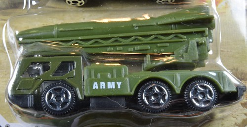 2020 Greenbrier Military 2 Pack #8224 Rocket Launcher Vehicle | by Milton Fox