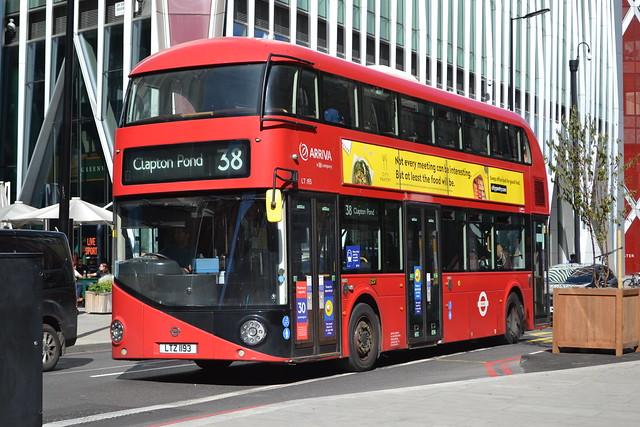 Arriva London LT193 LTZ1193