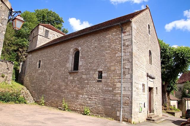 Alise-Sainte-Reine / Église paroissiale Saint-Léger