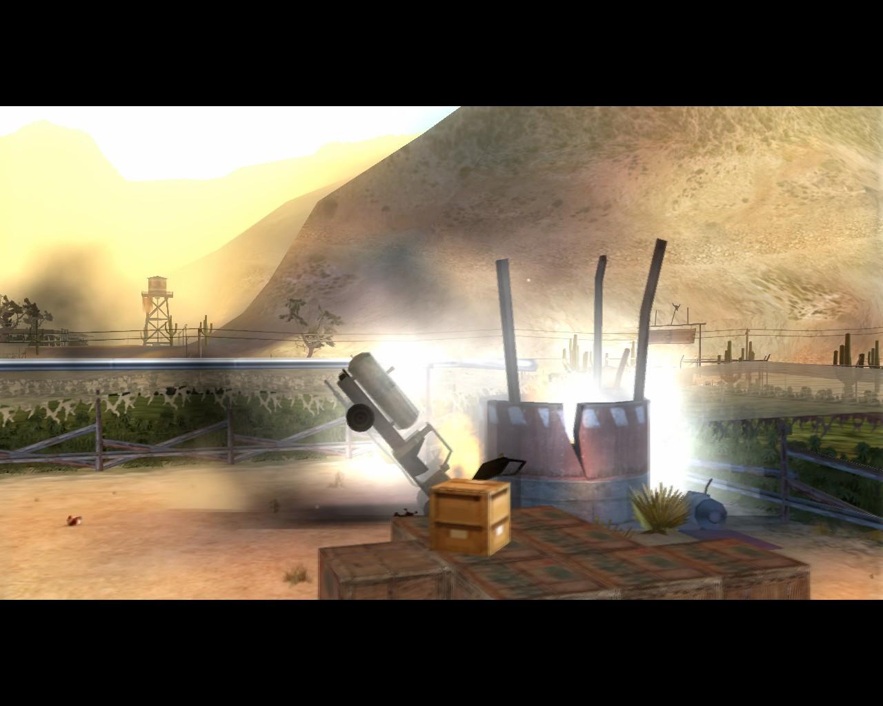कुल ओवरडोज - विस्फोटक वितरण