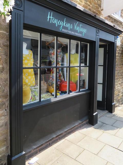 New Honeykins Vintage Now Open Mill Street Oakham Rutland