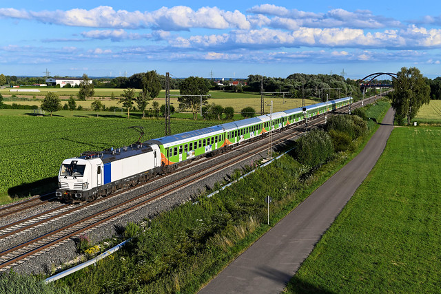 Railpool / BTE 193 813 Nordheim (5164n)