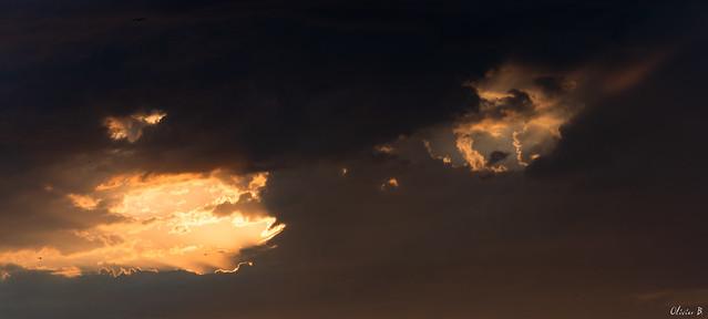 Le ciel cligne des yeux !!!!