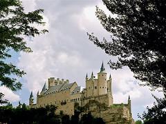 Alcazar, Segovia, Spain, 1970