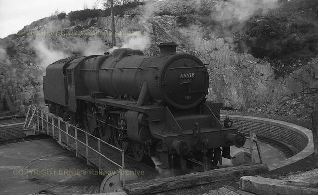 1952-04-22 HR Kyle of Lochalsh, 45478 HC Casserley img632