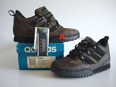 UNWORN 1994 VINTAGE ADIDAS CRATER HIKER JR TREKKING / HIKING SPORT SHOES