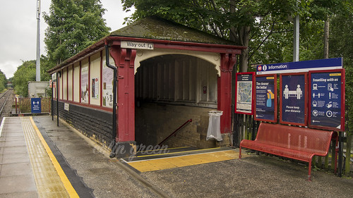 Lockwood Station Entrance