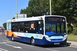 37310 SK15 HFD Stagecoach North East