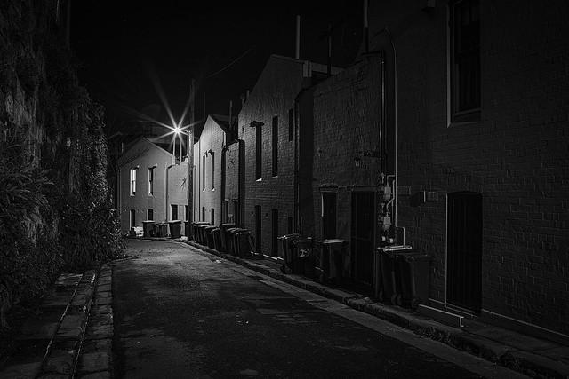 Rhodens Lane Barangaroo - Sydney - NSW