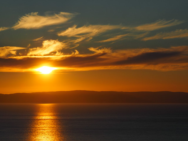 West Coast Sundown