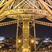 Bajo el puente de Don Luis I