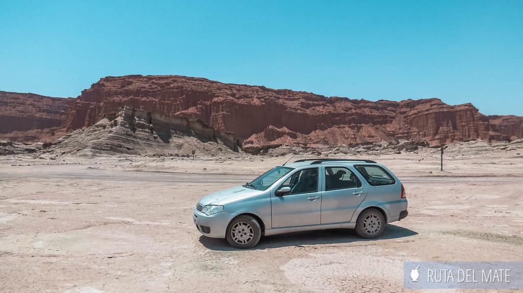 Ruta por Mendoza y San Juan en auto