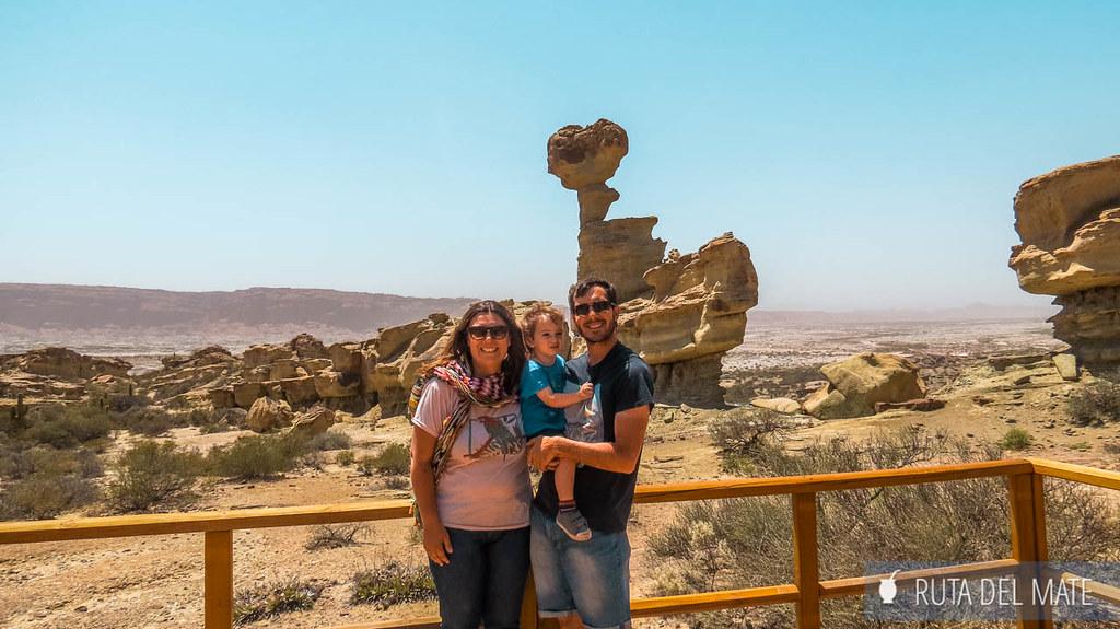 Ischigualasto no puede faltar en una ruta por Mendoza y San Juan en auto