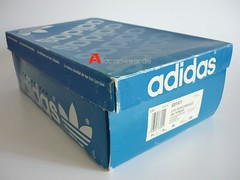 VINTAGE ADIDAS XTR PERFORMANCE BOX (EMPTY)