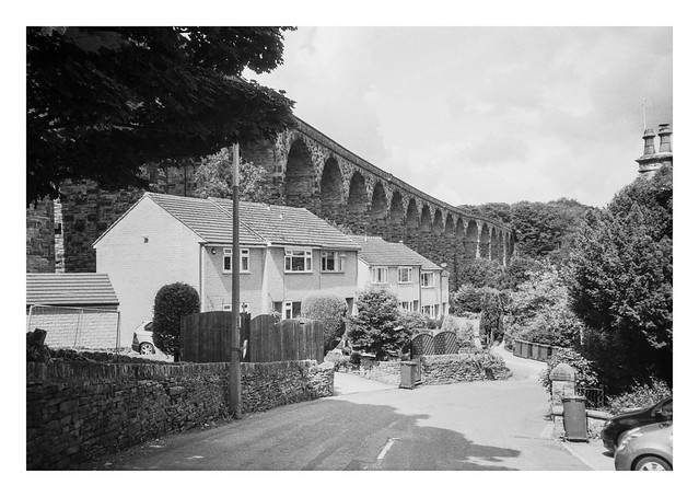 Viaduct houses
