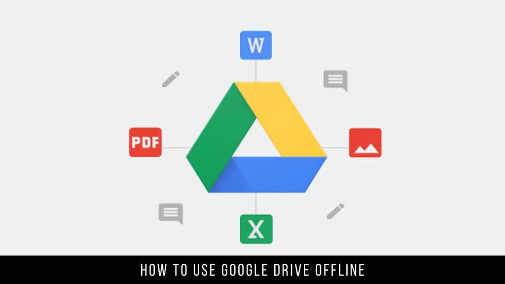 How to use Google Drive Offline
