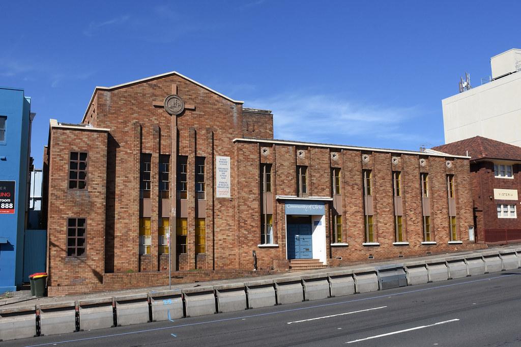 Community of Christ Church, Drummoyne, Sydney, NSW.