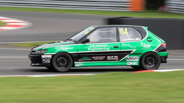 84 Lionheart Racing Peugeot 306