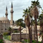 Damascus Takiyya al-Sulaymaniyya Complex 1554-60 Suleyman I (r.1520-66) Ottoman Prayer Hall Minarets & Guest Rooms (khan) (3)