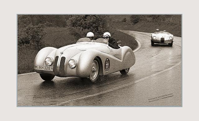 1940 BMW 328 Mille Miglia Roadster (c) 2020 Bernard Egger :: rumoto images 2499 sepia II
