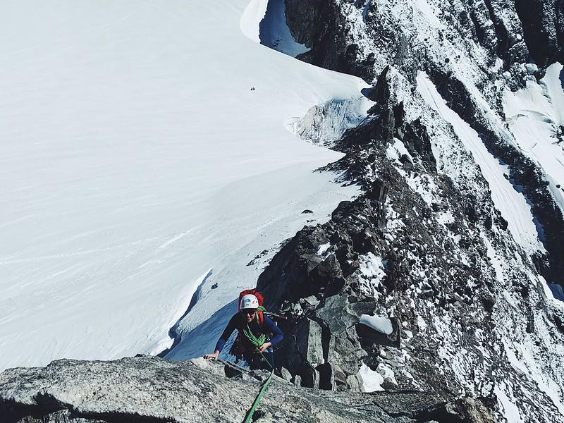 Chamonix alppikiipeily