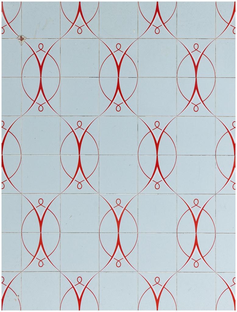 Tile Patterns-2, Dumbarton