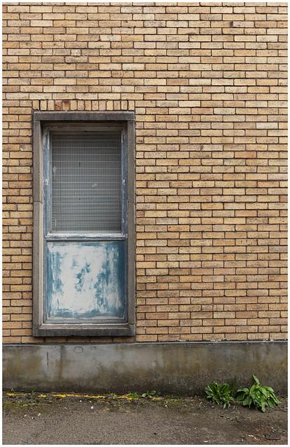 Window, Dumbarton