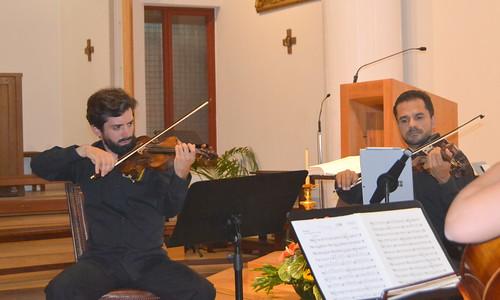 Festas ao Divino Salvador - Quarteto Verazin