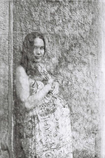 Maternity Shoot (Multiple Exposure)