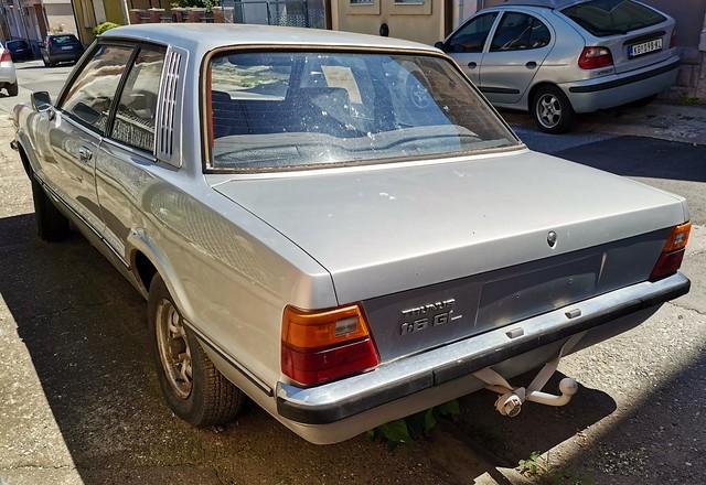 1979 Ford Taunus 1.6 GL